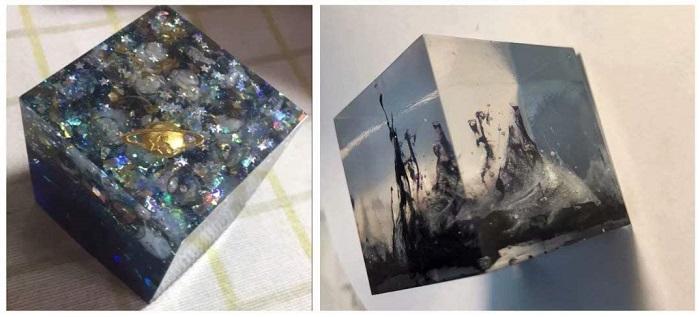 resina epoxi uv creaciones y manualidades artisticas